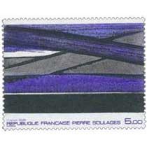 1986 PIERRE SOULAGES