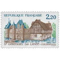 1986 St Germain de Livet - Calvados