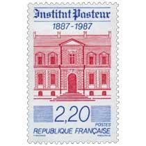 Institut Pasteur 1887-1987