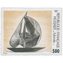 1987 PEVSNER - Monde-