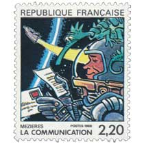 1988 LA COMMUNICATION MEZIERES