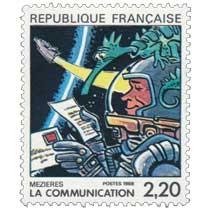 1988 LA COMMUNICATION MÉZIÈRES