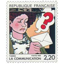 1988 LA COMMUNICATION TARDI