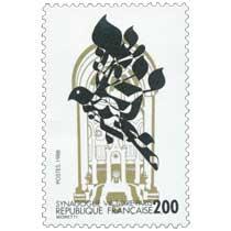 1988 SYNAGOGUE VICTOIRE PARIS