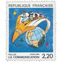 1988 LA COMMUNICATION PELLOS