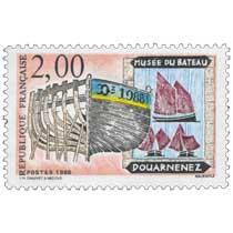 1988 MUSÉE DU BATEAU DOUARNENEZ