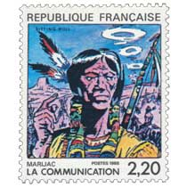 1988 LA COMMUNICATION MARIJAC