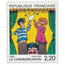 1988 LA COMMUNICATION FRED