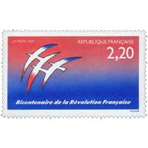 1989 Bicentenaire de la Révolution Française