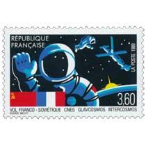 1989 VOL FRANCO-SOVIÉTIQUE CNES GLAVCOSMOS INTERCOSMOS