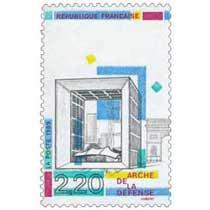 1989 ARCHE DE LA DÉFENSE