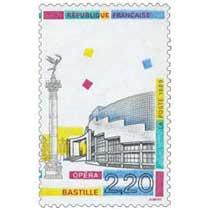 1989 OPÉRA BASTILLE