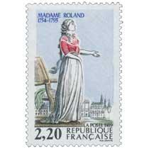 1989 MADAME ROLAND 1754-1793