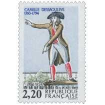 1989 CAMILLE DESMOULINS 1760-1794