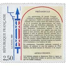 1989 PRÉAMBULE ARTICLE PREMIER.