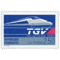 TGV ATLANTIQUE 1989