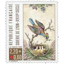 1989 SOIERIE DE LYON - XVIIIe SIÈCLE