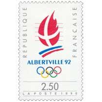 1990 ALBERTVILLE 92