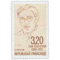 1990 JEAN GUÉHENNO 1890-1978