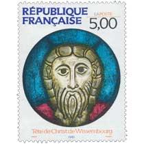 1990 Tête de Christ de Wissembourg