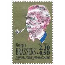 1990 Georges BRASSENS