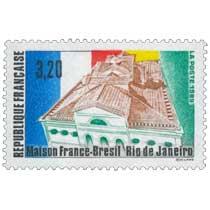 1989 Maison France-Brésil Rio de Janeiro