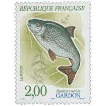 1990 GARDON Rutilus rutilus