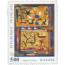 1990 Jaune et gris BISSIÈRE