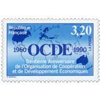 OCDE 1960-1990 Trentième Anniversaire de l'Organisation de Coopération et de Développement Économiques