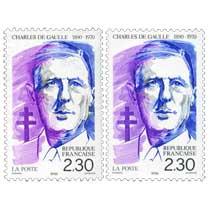 1990 CHARLES DE GAULLE 1890-1970