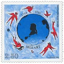 1991 MOZART 1756-1791