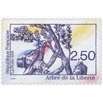 1991 Arbre de la Liberté