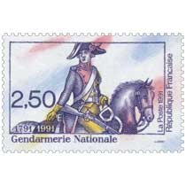 1991 Gendarmerie Nationale 1791-1991