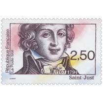 1991 Saint-Just 1767-1794