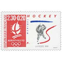 1991 ALBERTVILLE 92 HOCKEY MERIBEL