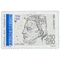 1991 ANDRÉ BRETON 1896-1966