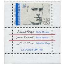 1991 RENÉ CHAR 1907-1988