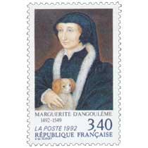 1992 MARGUERITE D'ANGOULÊME 1492-1549