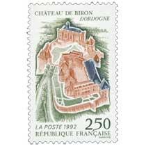 1992 CHÂTEAU DE BIRON DORDOGNE