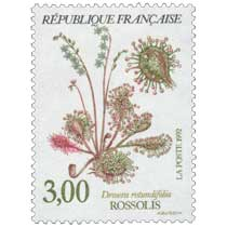1992 ROSSOLIS Drosera rotundifolia