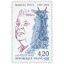 1992 MARCEL PAUL 1900-1982