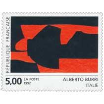 1992 ALBERTO BURRI ITALIE