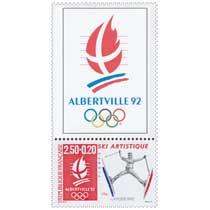 1992 ALBERTVILLE 92 SKI ARTISTIQUE TIGNES
