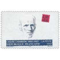1993 ANDRÉ CHAMSON 1900-1983