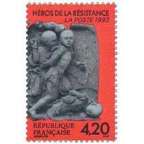 1993 HÉROS DE LA RÉSISTANCE
