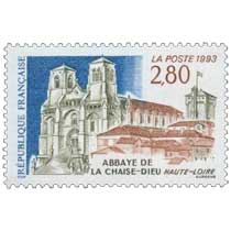 1993 ABBAYE DE LA CHAISE-DIEU HAUTE-LOIRE
