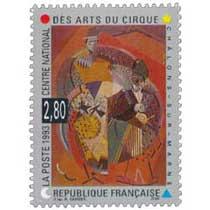 1993 CENTRE NATIONAL DES ARTS DU CIRQUE CHÂLONS-SUR-MARNE
