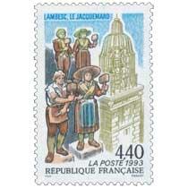 1993 LAMBESC, LE JACQUEMART