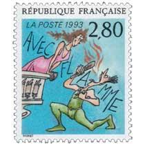 1993 AVEC FLAMME