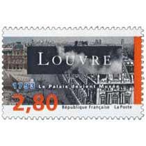 LOUVRE 1793 Le Palais devient Musée